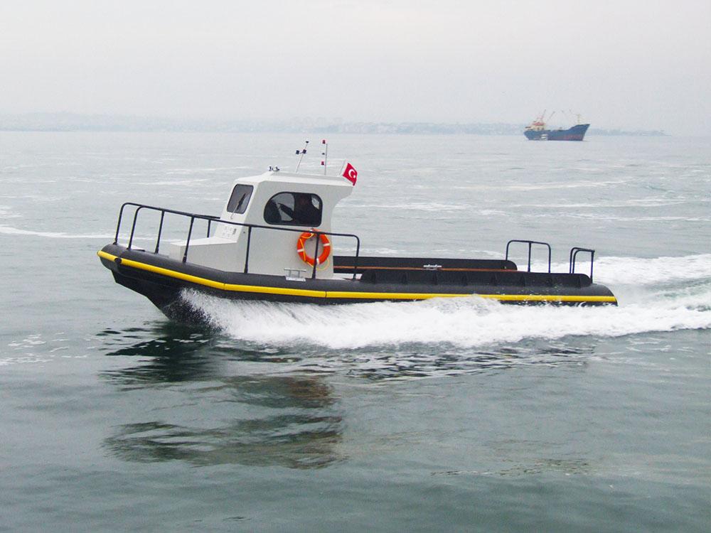 HDPE Şaftlı-10m-03